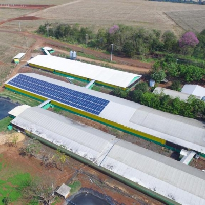 Gerador Fotovoltaico 101,5 kWp
